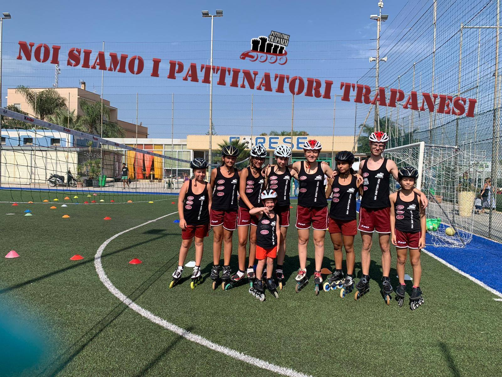 Grest 2019 con i Pattinatori Trapanesi 1 00