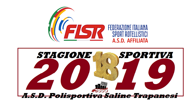 Stagione Sportiva 2019 Pattinatori Trapanesi